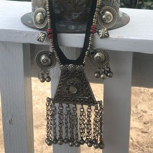 Handmade in Nepal Chime Necklace
